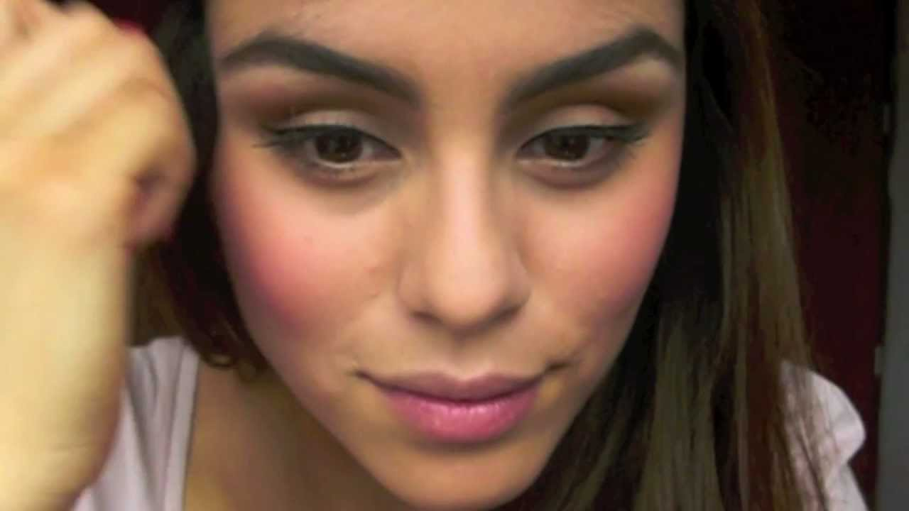 maquillaje casual de dia