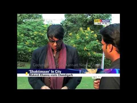 Mukesh Khanna Visits Chandigarh | Shaktimaan | Interview | Latest Entertainment News