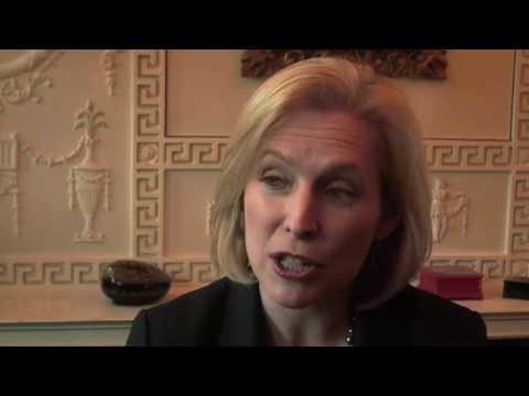 Kirsten Gillibrand - Interview