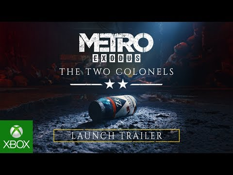 Metro Exodus - The Two Colonels - Official Trailer