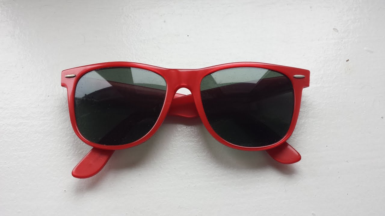 vintage ray ban wayfarer  how to tell your vintage ray ban wayfarer ii are fake or 100% genuine