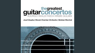 Concierto de Aranjuez for Guitar and Orchestra: III. Allegro gentile