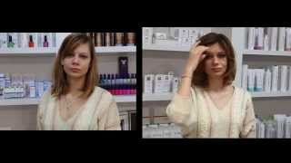 видео Как убрать желтизну после окрашивания волос