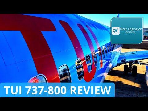 Flight Review   TUI   Boeing 737-800   Birmingham to Palma