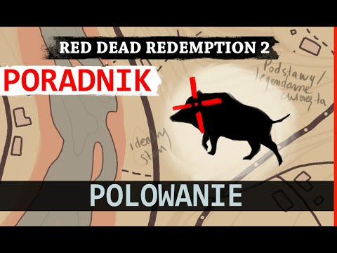 POLOWANIE poradnik RED DEAD REDEMPTION 2 jaysiebibi thumbnail