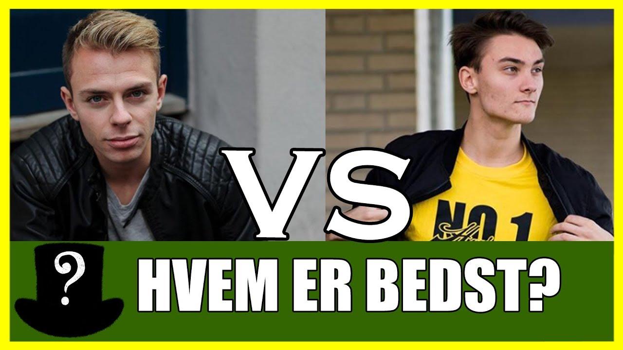 HVEM ER BEDST? Morten Münster vs Alexander Husum