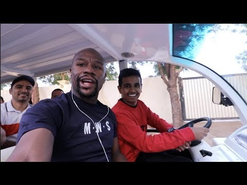 Download Youtube: FLOYD MAYWEATHER COMES TO MY HOUSE !!!