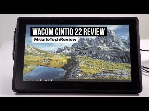 Wacom Cintiq 22 Review