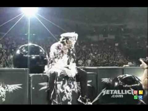Metallica - Lars Birthday