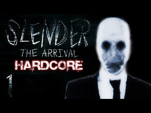 Slender: The Arrival HARDCORE | Part 1 | BACK INTO HELL