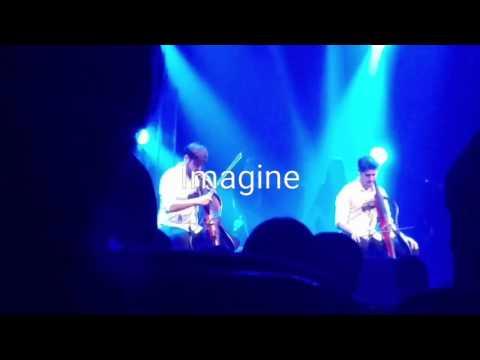 Imagine 2CELLOS
