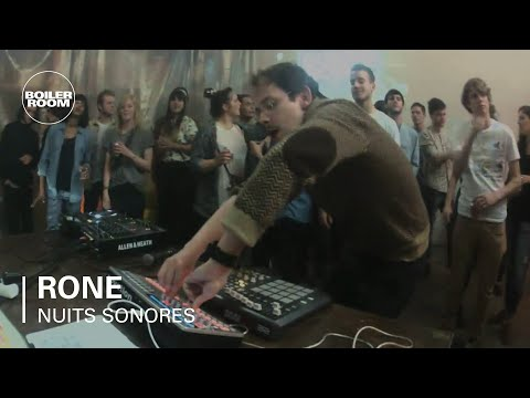Rone Boiler Room Live Set at Nuits Sonores Festival