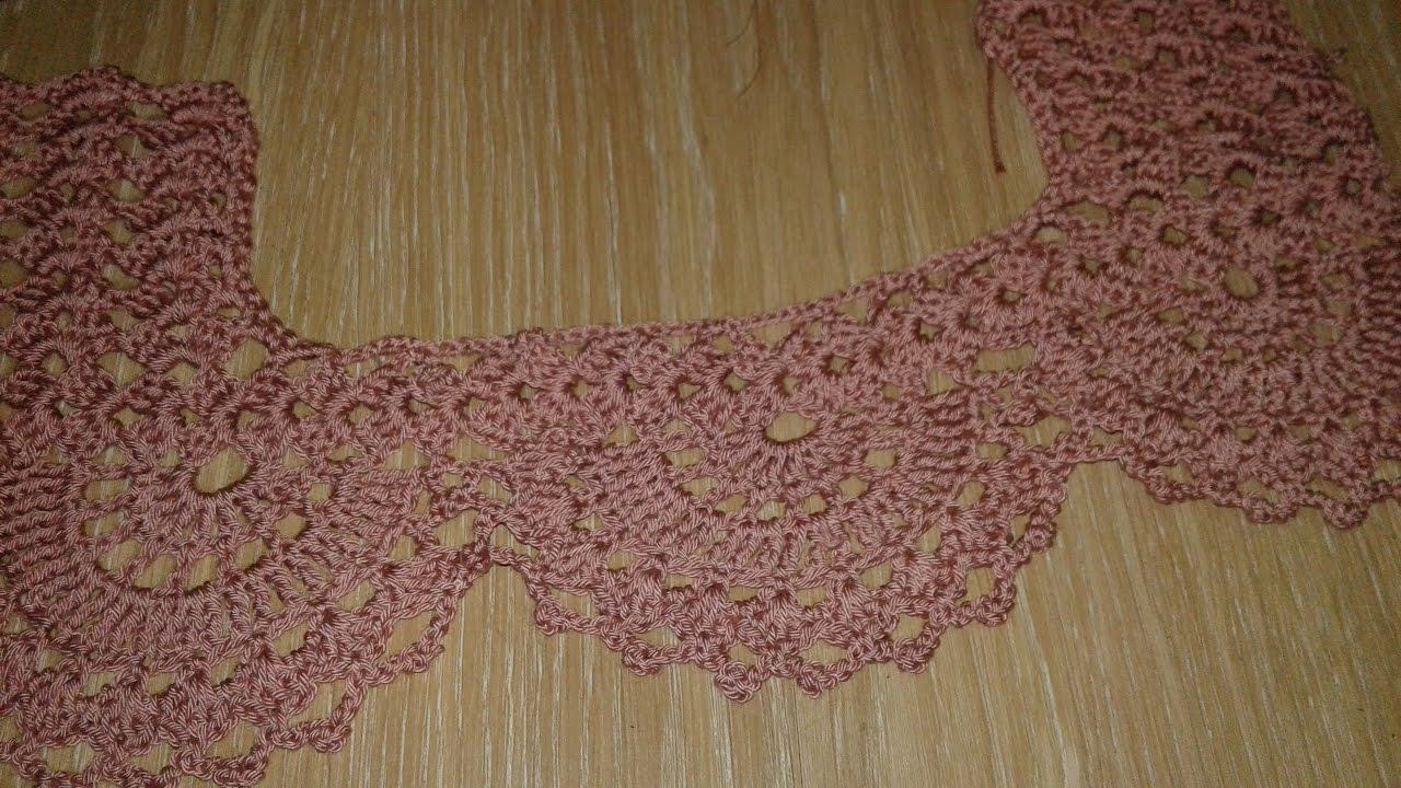 топ блуза вязание ткань часть 3 Youtube