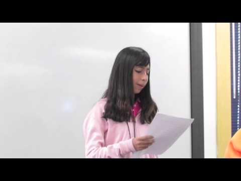 """El Otro Lado In The Schools """"Journey"""" Montage @ Ortiz Middle School (Santa Fe, NM) 1 of 2"""