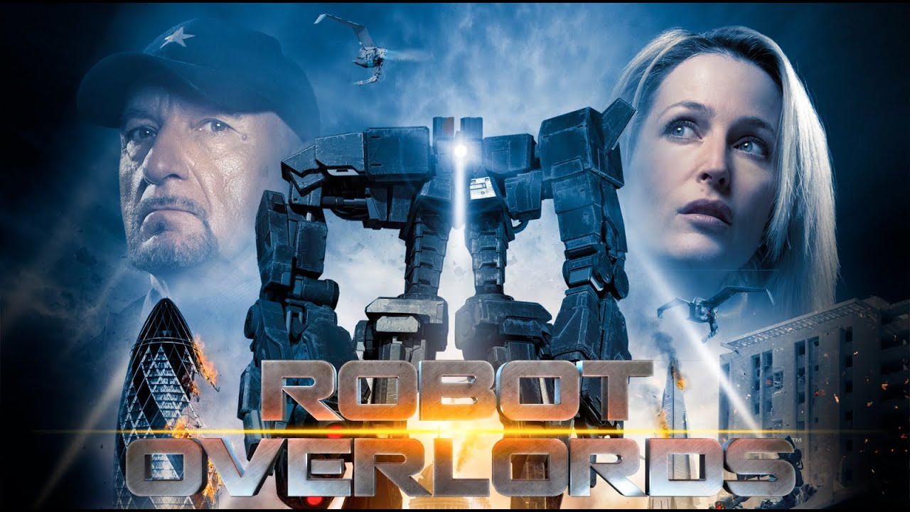 Robot Overlords Trailer Youtube