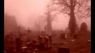 Foggy Cemetary