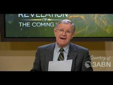 Professor Ranko Stefanovic Ph.D. || The Revelation of Jesus Christ || The Coming King || RCK000019