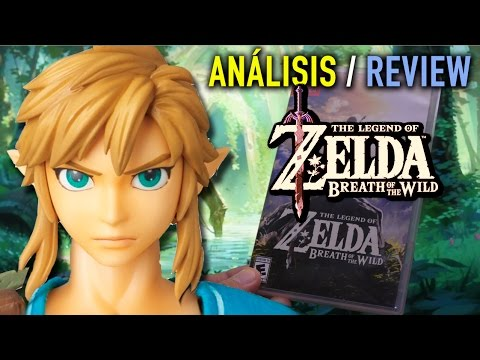 ZELDA: BREATH OF THE WILD - Análisis / Review