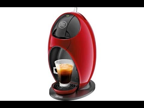 How to operate nescafe dolce gusto piccolo coffee machine (manual.