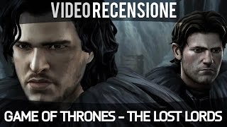 Game of Thrones: The Lost Lords - Video Recensione - Gameplay ITA HD