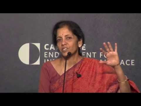 U.S.-India Economic Ties: Ready for Takeoff? (Session 1)