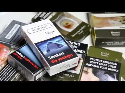 The Science Of Plain Tobacco Packaging