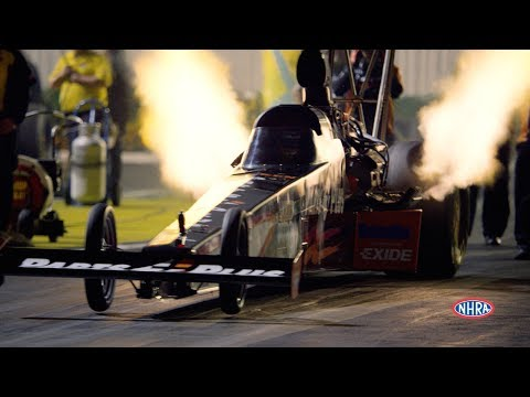 NHRA - Fire Breathing Monsters