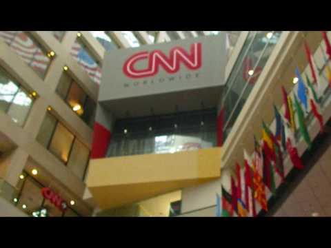 CNN Center In Atlanta