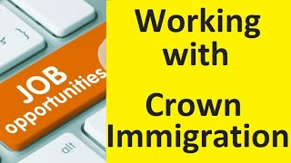 Needed Staff or share holders – Crown Immigration Delhi and Ambala