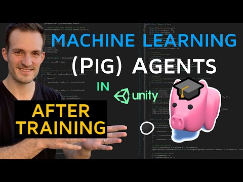 Unity ML-Agents Tutorial | AI Truffle Pigs! 🐷 — Immersive Limit