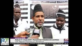 Ghana: Ahmadiyya Muslims celebrate Eid-Al Adha
