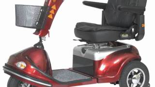 Heavy Duty Mobility Scooters