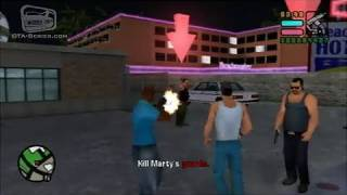 GTA Vice City Stories - Walkthrough - Mission #16 - To Victor, the Spoils