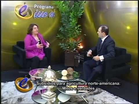 Subsídios para a agricultura americana- Advogada Ingrid Domingues