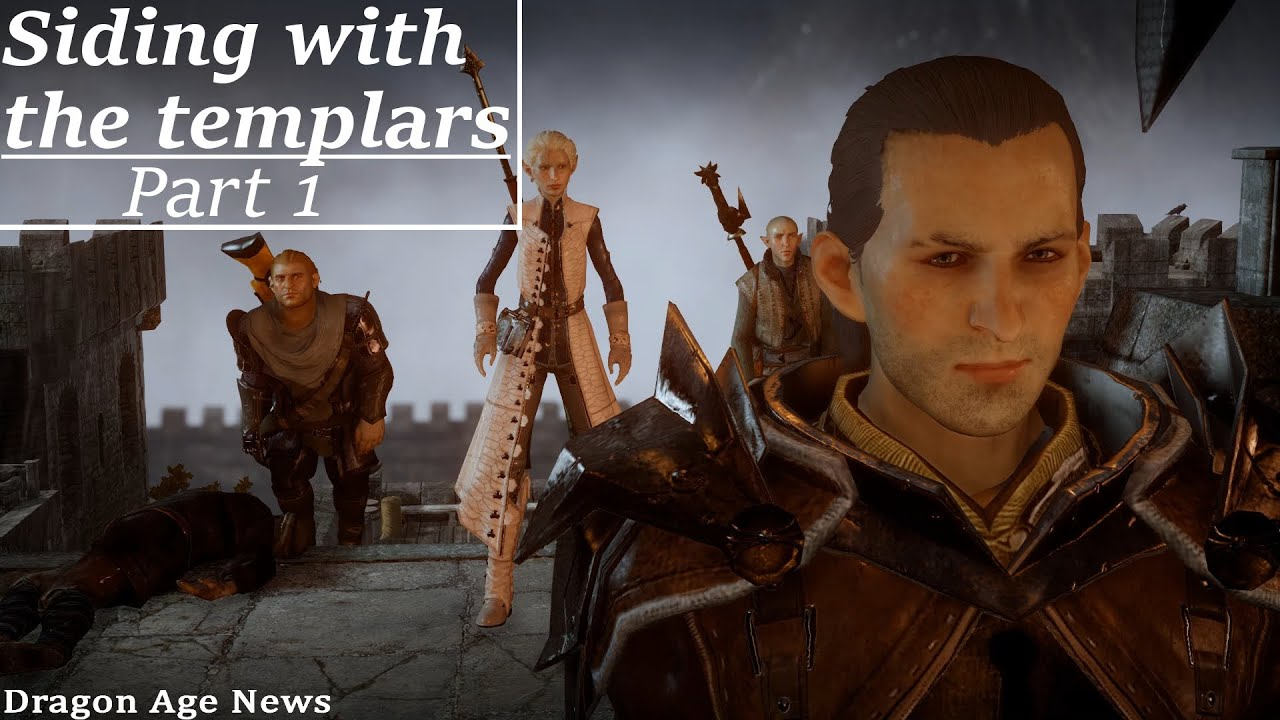 Siding With The Templars Cutscenes Part 1 Of 2 Youtube