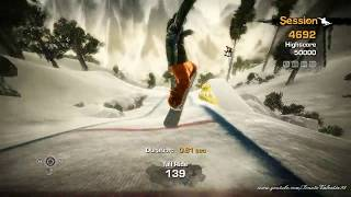 Stoked Big Air Edition PC Gameplay