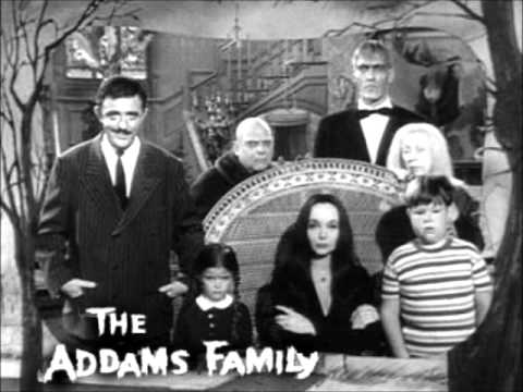 The Addams Family Main Theme