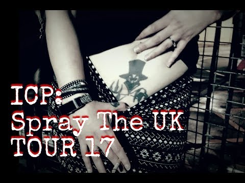 ICP: Spray The UK Tour '17