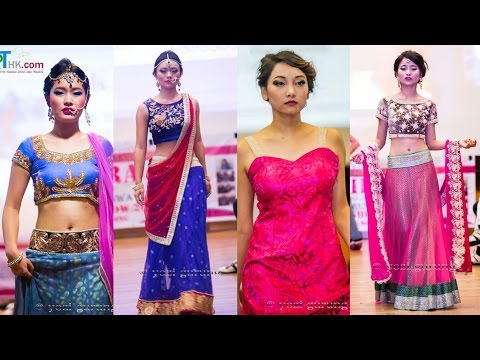 KAIRA Boutique Fashion Show in HK- Rojina Shrestha