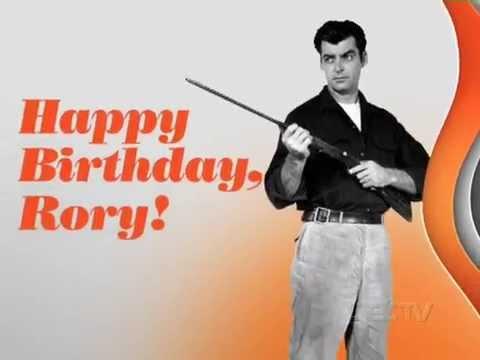Happy Birthday Rory Calhoun