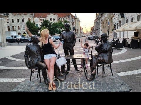 Oradea - Romania, Kinder Eggs & Trucks   City Highlights, Landmarks   Travel with Kate Claudia ✔