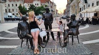 Oradea - Romania, Kinder Eggs &amp Trucks City Highlights, Landmarks Travel with Kate Cl ...