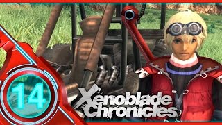 Xenoblade Chronicles [Wii - Dolphin 1080p] | Parte 14 - Pimp my Ride
