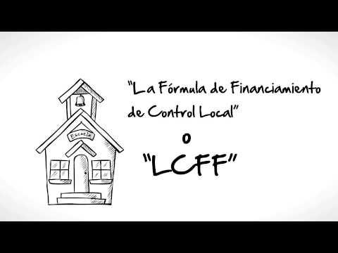 LCFF for  Charter Montessori Blue Oak Campus