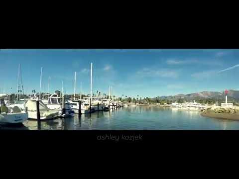 Sailing Santa Barbara Time Lapse