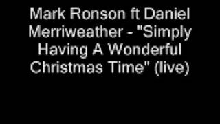 Mark Ronson Ft Daniel Merriweather Simply Having A Wonderful.mp3