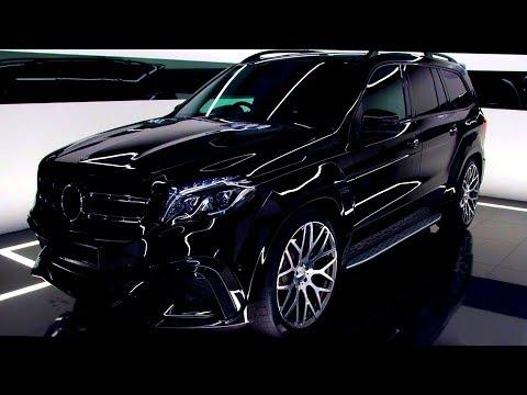 NEW Mercedes GLS 500 V8 4Matic SUV - Exterior and Interior
