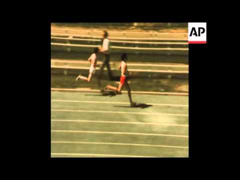 SYND 29 5 73 DISTANCE RUNNER PUTTEMANS FAILS IN BID TO BREAK TWO MILE RECORD