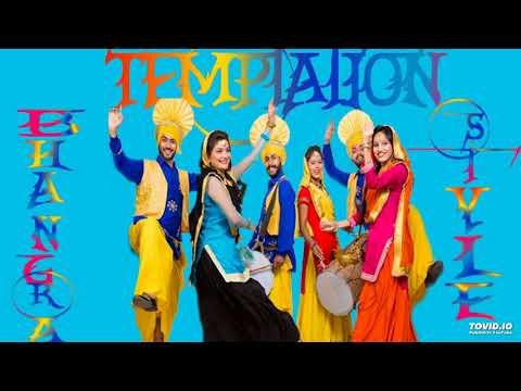 Temptation Bhangra Style