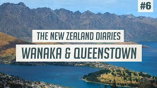 Driving the Southern Alps to Wanaka & Queenstown | + Skyline Luge | New Zealand Guide #6